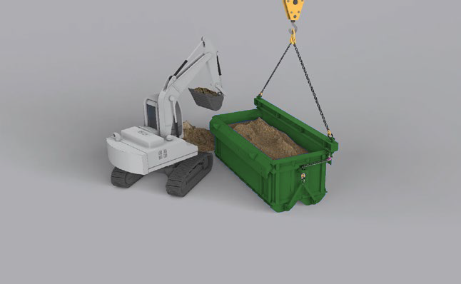 Bulka Bin with excavator Web
